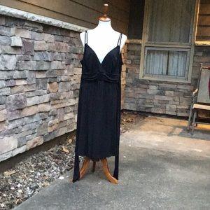Pure Energy size 2X Jersey sundress lingerie strap